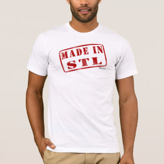 Made in STL T-Shirt