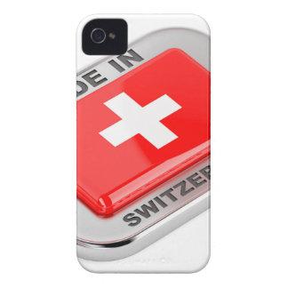 Made in Switzerland Case-Mate iPhone 4 Case