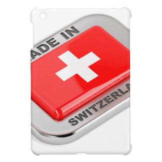 Made in Switzerland iPad Mini Case