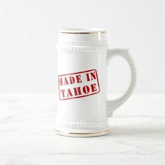 Made in Tahoe Beer Steins
