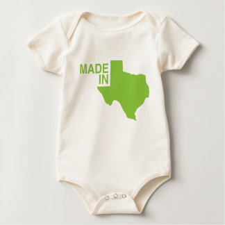 Made In Texas Baby Bodysuit