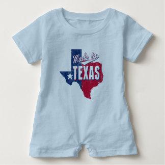"""Made In Texas"" Baby Bodysuit"