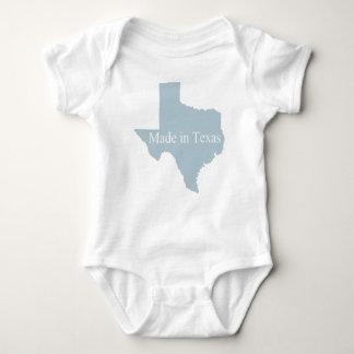 Made in Texas Blue Infant Creeper Bodysuit Romper