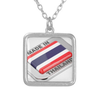 Made in Thailand Silver Plated Necklace