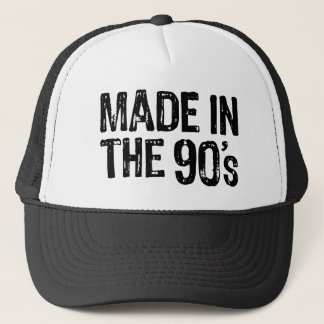 Made in the 90's trucker hat