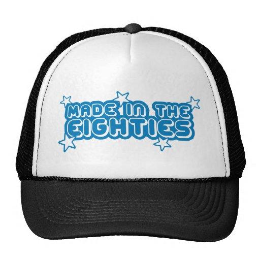 Made In The Eighties (80s) Trucker Hat