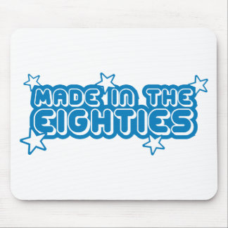 Made In The Eighties (80s) Mouse Mats