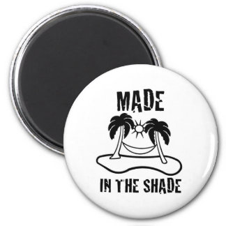made in the shade 6 cm round magnet
