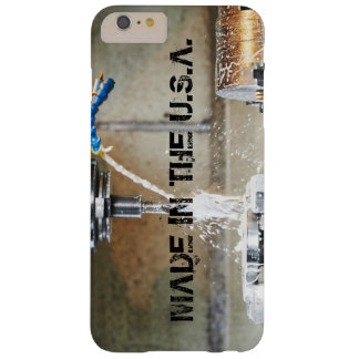 MADE IN THE U.S.A. BARELY THERE iPhone 6 PLUS CASE