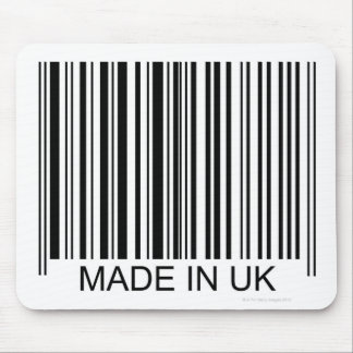 Made in the UK Mouse Pad