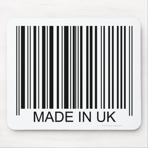 Made in the UK Mouse Pads