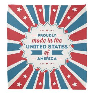 Made in the USA Bandana