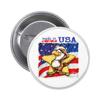 Made in the USA Buttons