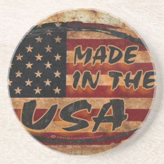 Made in the USA Coaster