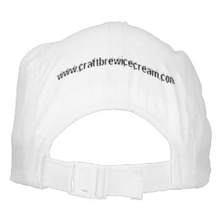 Made in the USA craft Brew Ice Cream Hat