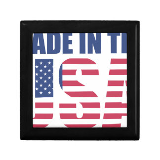 Made In The USA Gift Box
