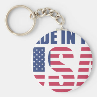 Made In The USA Key Ring