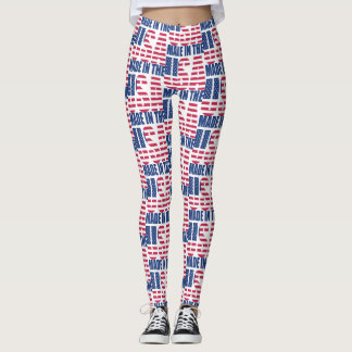 Made in the USA Leggings