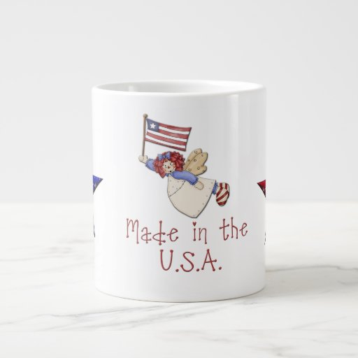 Made in the USA Mug Jumbo Mugs
