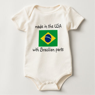 made in the USA with Brazilian parts Shirt