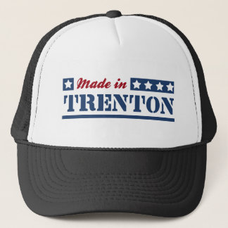 Made in Trenton Trucker Hat