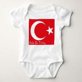 Made In Turkey Baby Bodysuit