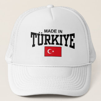 Made In Turkiye Trucker Hat
