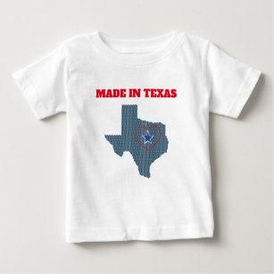Made in TX toddler t-shirt