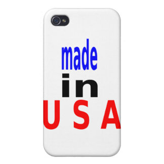 made in u s a cases for iPhone 4