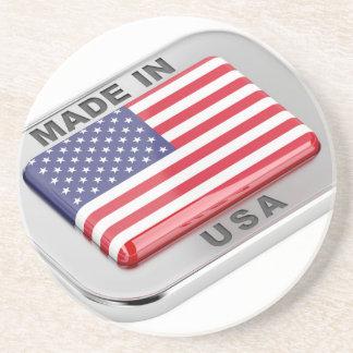 Made in USA Coaster