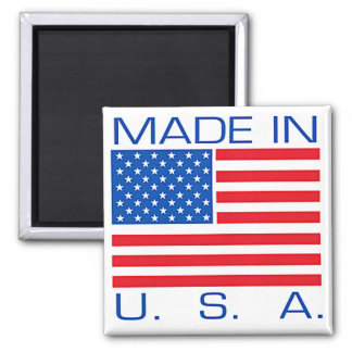 Made in USA Magnet