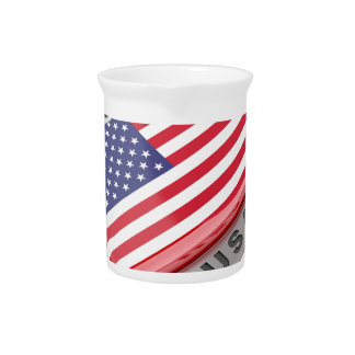 Made in USA Pitcher