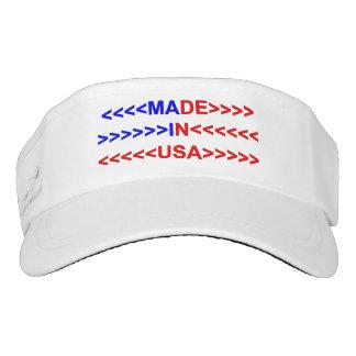 made in USA Visor