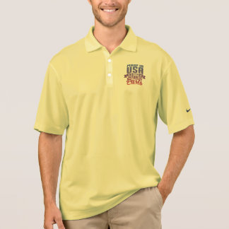 Made In USA With Japanese Parts Polo Shirt