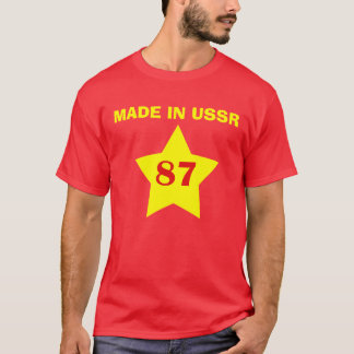 MADE IN USSR T-Shirt