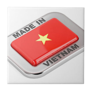 Made in Vietnam shiny badge Ceramic Tile