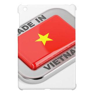 Made in Vietnam shiny badge iPad Mini Case
