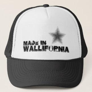 Made in Wallifornia Cap Of Truck-driver