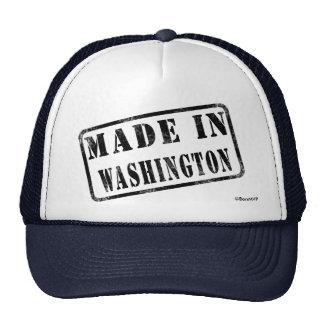 Made in Washington Cap