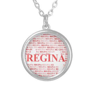 made of Words REGINA Custom Jewelry