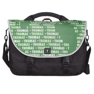 Made of words THOMAS Commuter Bag