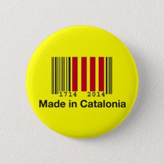 madeincatalonia2 6 cm round badge