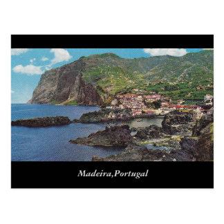Madeira #2 - Postcard