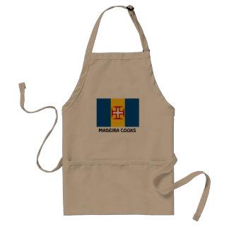 Madeira - Cooks Apron