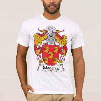 Madeira Family Crest T-Shirt
