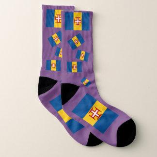 Madeira Flag Socks