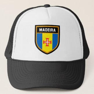 Madeira  Flag Trucker Hat