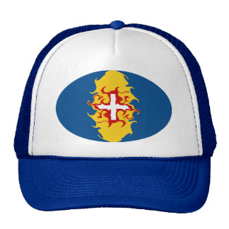 Madeira Gnarly Flag Hat