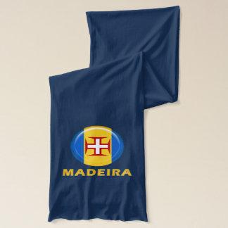 Madeira islands flag scarf