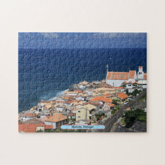 Madeira, Portugal Jigsaw Puzzle